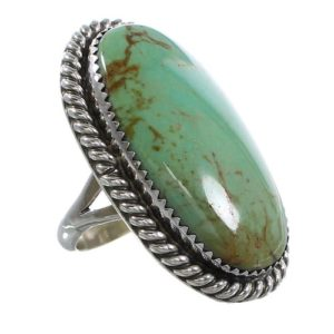 navajo-silver-turquoise-rings
